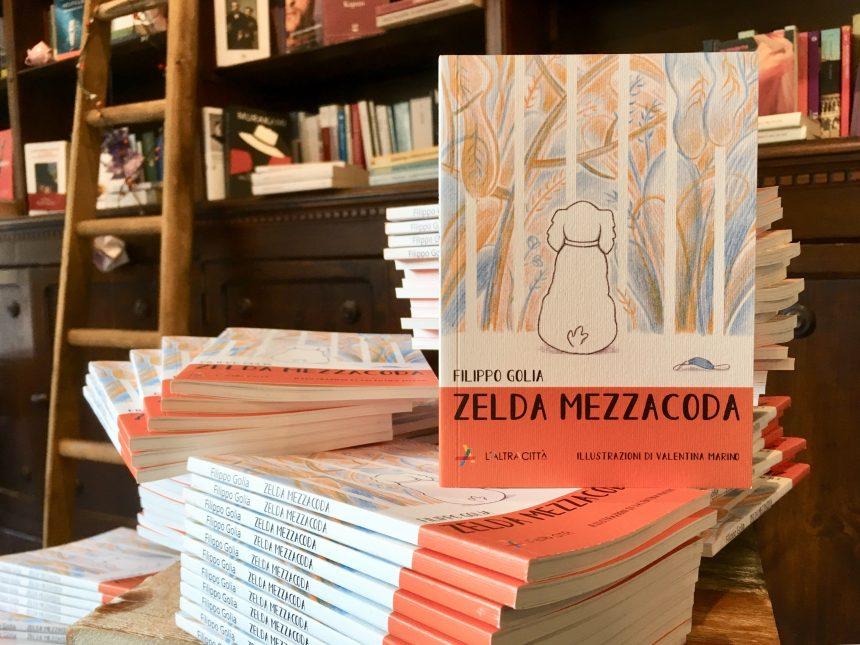 Zelda arriva… in libreria